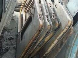 Двери бульдозер ЧТЗ Т-130 Т-170 БАЗ Т-180