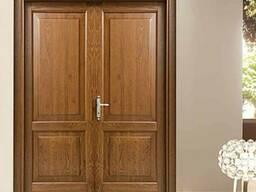 Двери/Дверь Массив Дуба/Ясеня/Сосны Входные/Межкомнатные