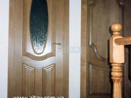 Двери деревянные межкомнатные. Ольха, ясень.