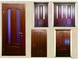 Двери деревянные под заказ - фото 2