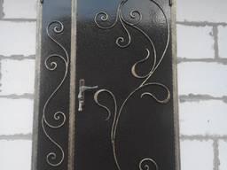 Двери из метала в Херсоне