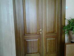 Двери из сосны. Двери из массив сосны