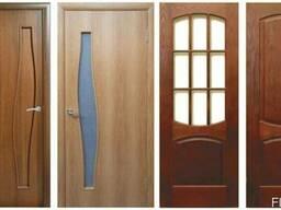 Двери из массива сосны, ясеня, дуба на заказ