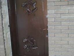 Двери металлические, Харьков