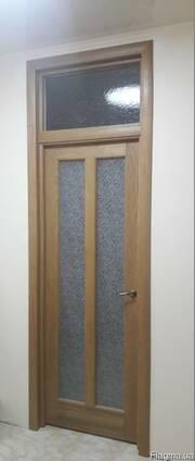 Двері міжкімнатні з фрамугою, та без неї