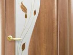 Двери Новый Стиль Маэстра Эскада Р1 ясень