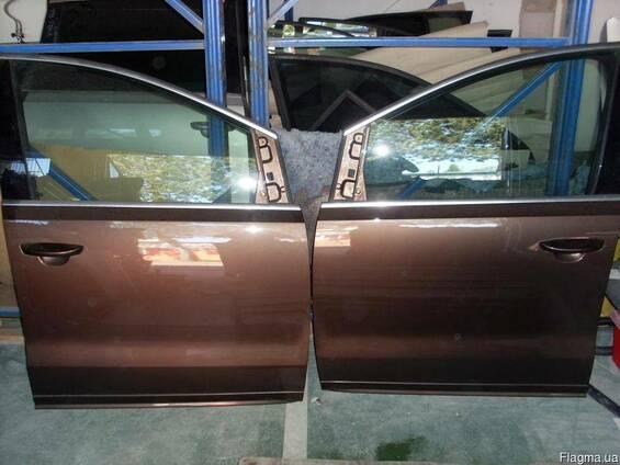 Двери передние задние правые левые VW Sharan 2010-2014