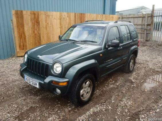 Двери правые левые(перед зад) Jeep Liberty KJ 2001-2007 б/у