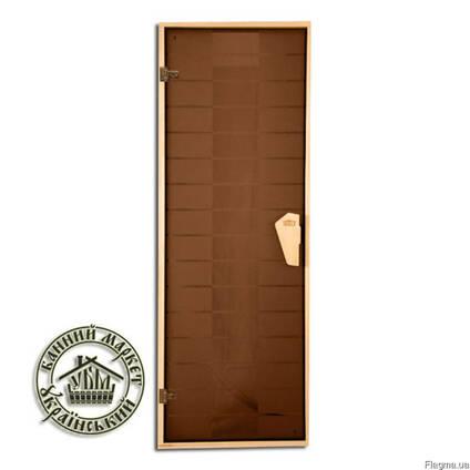 Двери для сауны. Двери из липы для бани