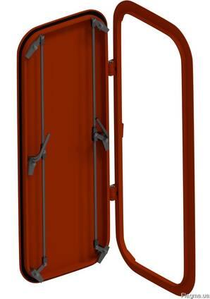 Двери судовые ГОСТ 25088-98