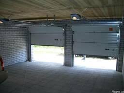 Двері в гараж