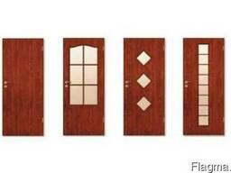 Двери Верда ПВх пленка в ассортименте.