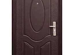 Двери входные Китайские, Двери Эконом