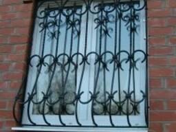 Двери, ворота, калитки, заборы, решётки, лестницы