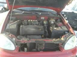 Двигатель 1,5 бензин 16 клапаный на Daewoo Lanos Део Ланос