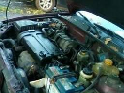 Двигатель 1,6 бензин 16 клапаный на Daewoo Lanos Део Ланос