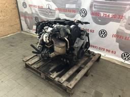 Двигатель 1.9 BLS VW Touran Туран Тоуран Двигун
