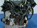 Двигатель 2.0 HDI Peugeot 206 1999-2009 разборка б\у - фото 1