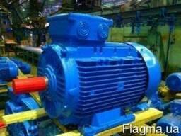 Двигатель 22 квт 1500 оборотов, электродвигатель трехфазный