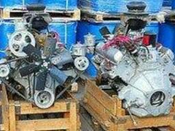 Двигатель 508-10, ЗиЛ-130, ЗиЛ-131, ЗиЛ-431410, ЗиЛ-433360 с хранения
