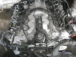 Двигатель 6.0 TDI CCGA на AUDI Q7 4L, разборка