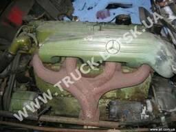 Двигатель 6-ти цилиндровый рядный Mercedes-Benz 914 evro1