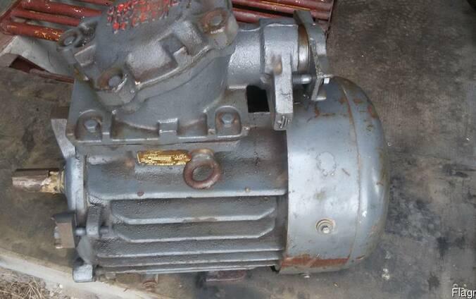 Двигатель АИММ-132М2 11,0/2900об.