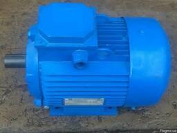Двигатель асинхронный трех-ф 0, 12- 30кВт однофазный 0, 12-2, 2
