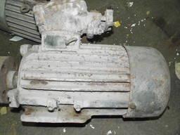 Двигатель асинхронный взрывозащищенный 2В100