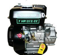 Двигатель бензиновый GrunWelt GW170F-S (CL) (центробежное. ..
