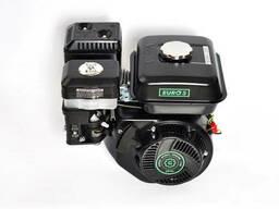 Двигатель бензиновый GrunWelt GW170F-T/25 NEW Евро 5. ..