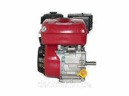 Двигатель бензиновый Weima WM170F-3 (R) New (1800об/мин, шпонка, редуктор. ..