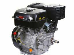 Двигатель бензиновый Weima WM190F-L (R) NEW (вал под шпонку, 25 мм, 16 л. с. , редуктор )