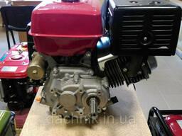 Двигатель бензиновый Weima WM190FE-L (R) (Honda GX420) (редуктор 1/2, шпонка, 16 л. с. .. .