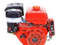 Двигатель Булат BТ190FЕ-S шпонка, бензин 16л.