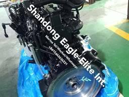 Двигатель Cummins 6CTA8. 3-C215 GR215 XCMG