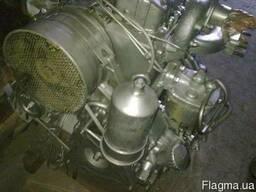 Новый двигатель на трактор Т-16