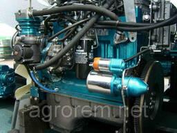 Двигатель Д-245 МТЗ Зил-Бычок