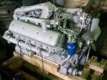 Двигатель Д-260.2, Двигатель Д-260.9, Двигатель ММЗ. .. - фото 1