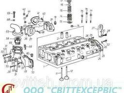 Двигатель Д 3900к - Головка блока цилиндров