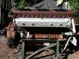 Двигатель Д12-525А с хранения, конверсия, без наработки. - фото 1