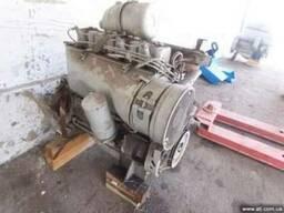 Двигатель Д144-11 на электростанции