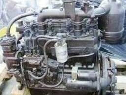 Двигатель Д243-91 /Стартерный/ МТЗ (81л.с.) корзина, компр.,
