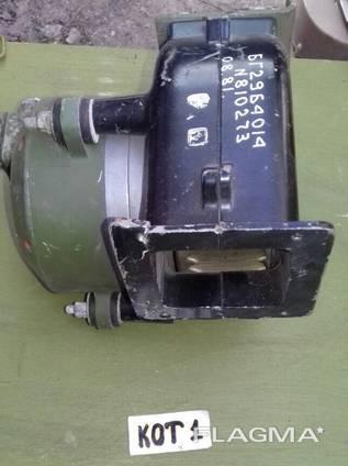 Двигатель ДАК 8-50/400 с улиткой