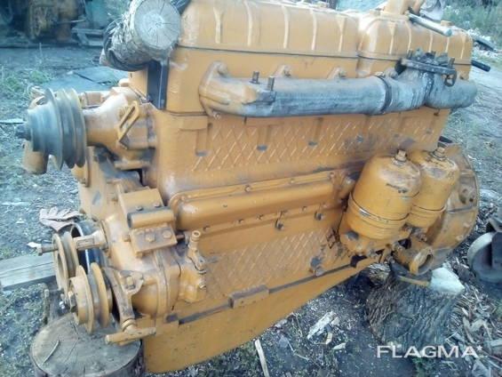 Двигатель дизельный А01 Алтаец
