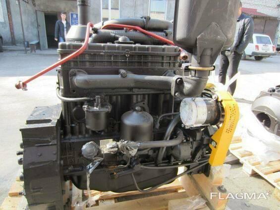 Двигатель дизельный Д-242 ЮМЗ-6 (62л. с. ) Д-242-71Т. ..