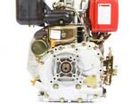 Двигатель дизельный Weima WM178F (вал под шлицы) 6.0 л. с. - фото 4