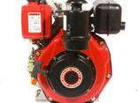Двигатель дизельный Weima WM178F (вал под шлицы) 6.0 л. с. - фото 6