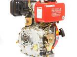Двигатель дизельный Weima WM178F (вал под шлицы) 6.0 л. с. - фото 8