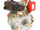 Двигатель дизельный Weima WM178F (вал под шлицы) 6.0 л. с. - фото 1